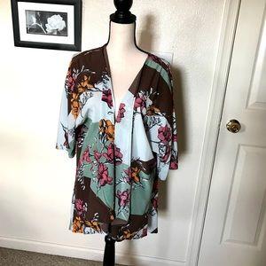 LuLaRoe Monroe Duster Kimono